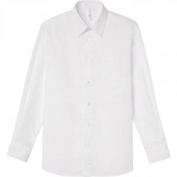(セール)長袖ブロードシャツ(メンズ)811-LBM