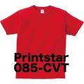 プリントスター半袖Tシャツ 085-CVT