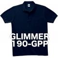 グリマーポロシャツ GLIMMER 190-GPP