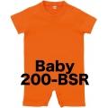 ベビーショートロンパス 200-BSR