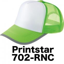 リフレクトネオンメッシュキャップ 702-RNC