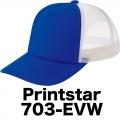 イベントホワイトメッシュキャップ 703-EVW