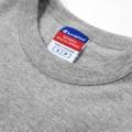 チャンピオン  7oz ヘリテージジャージーTシャツ T2102(袖エンブレム付き)