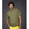 自然派はアンビル オーガニックコットン Tシャツ ANVIL-490 ファッションフィット