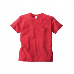 PKT-124 ポケット付きTシャツ