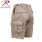 65203  ロスコ BDU ショート パンツ ROTHCO BDU SHORTS - KHAKI