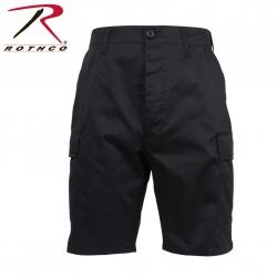 65206  ロスコ BDU ショート パンツ ROTHCO BDU SHORTS - BLACK