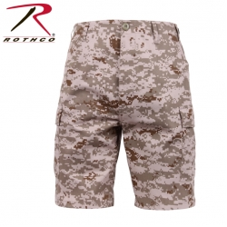 65416 ロスコ BDU ショートパンツ ROTHCO BDU SHORTS - DESERT DIGITAL