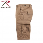 66212 ロスコ BDU ショートパンツ ROTHCO BDU SHORTS - COYOTE BROWN