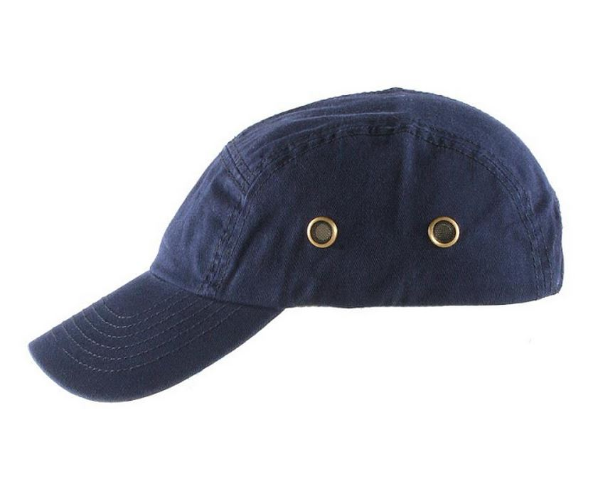 NEWHATTAN 100% COTTON STONE WASHED MILITARY CAP