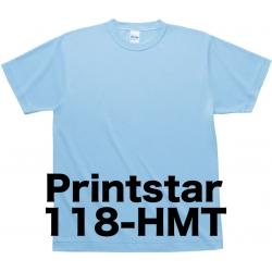 プリントスター ハニカムメッシュTシャツ118-HMT(3L/XXL)