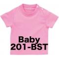 ベビーTシャツ 201-BST
