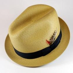 NEW YORK HAT SEWN STINGY FEDORA RS2327 ソウン スティンジー フェドラハット