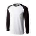 オープンエンドラグランロングスリーブTシャツ OE1212