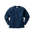 オープンエンドマックスウェイトロングスリーブTシャツ(リブ有り)RL1216
