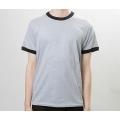 GILDAN 5.3oz プレミアムコットン ジャパンスペック リンガーTシャツ GL76600
