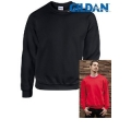 GILDAN Heavy Blend 8.0 oz Crewneck Sweatshirt #18000