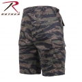 7085 ロスコ BDU ショート パンツ ROTHCO BDU SHORTS - TIGER STRIPE